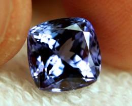CERTIFIED - 5.44 Carat IF/VVS1 Blue African Tanzanite