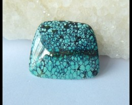 Natural Turquoise Cabochon,27x23x4mm,21.5ct(17042206)