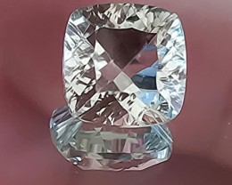 2.08ct Rare Cut Green Amethyst  (Prasiolite) - NO RESERVE AUCTION
