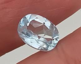 High Luster Sky Blue Topaz Jewellery grade VVS gem