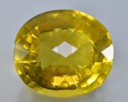76.27 Ct Marvelous Oval Lemon Quartz