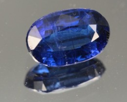 2.95 ct KYANITE - RARE! INTENSE ROYAL BLUE!