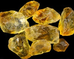 425.00 CTS CITRINE ROUGH PARCEL DEAL [F6938]
