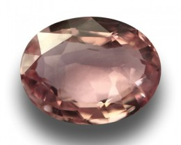 1.52 Carats | Natural  Pinkish Orange Sapphire | Loose Gemstone | Sri Lanka