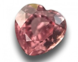 1.04 Carats|Natural padparadscha |Loose Gemstone| Sri Lanka-New