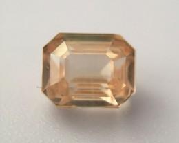 2.53 Carats | Natural Pinkish Orange sapphire  | Sri Lanka - New