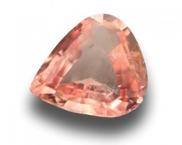 GIA Certified Natural Unheated padparadscha | Sri Lanka