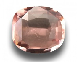GIA Certified Natural Unheated padparadscha |Sri Lanka