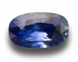 1.56 Carats | Natural Blue Sapphire | Loose Gemstone | Sri Lanka - New
