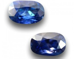 0.96 / 1.04 CTS | Natural Blue sapphire |Loose Gemstone|New| Sri Lanka