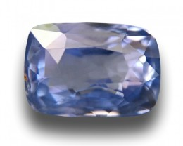 2.54 Carats | Natural Unheated Blue Sapphire | Loose Gemstone |Sri Lanka -