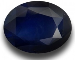1.80 Carats | Natural Blue Sapphire | Loose Gemstone | New | Sri Lanka