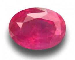 1.56 Carats|Natural Unheated Pink Sapphire |Loose Gemstone|New| Sri Lanka