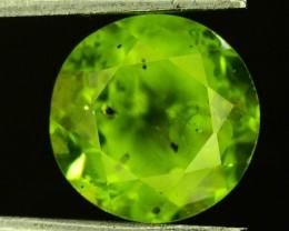 4.55 Ct Untreated Green Peridot