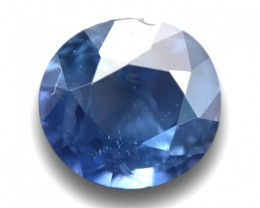 1.12 CTS | Natural Blue sapphire |Loose Gemstone|New Certified| Sri Lanka