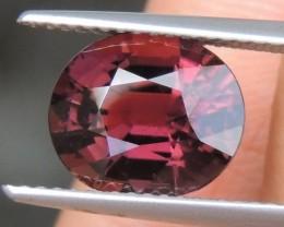 3.78cts, Rubelite Tourmaline,   VVS1 Eye Clean