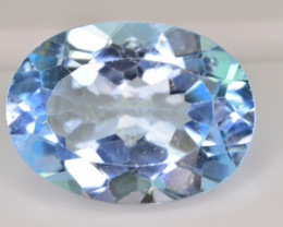 13.85 CT NATURAL BEAUTIFUL BLUE TOPAZ GEMSTONE