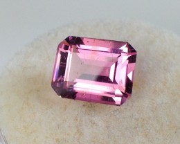 2.18 ct Tourmaline - Old Stock Fine Bright Pink