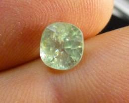 2.10ct  Green Ceylon Sapphire , 100% Natural Untreated Gemstone