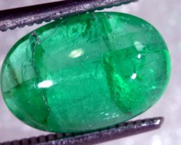 3.3CTS  AFGHANISTAN EMERALD CAB TBM-1110