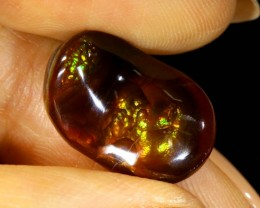 8.75 CTS FIRE AGATE FROM MEXICO [STS588]