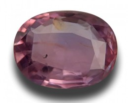 2.18 CTS | Natural Orange purple padparadscha |Loose Gemstone|New| Sri Lank