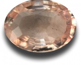 1.01 CTS | Natural Pinkish orange padparadscha |Loose Gemstone|New| Sri Lan