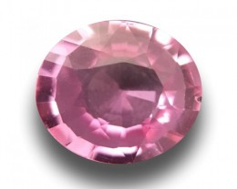 1.02 CTS | Natural Pink sapphire |Loose Gemstone|New| Sri Lanka