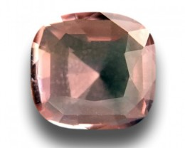 0.71 CTS | Natural Pinkish Orange padparadscha |Loose Gemstone|New| Sri Lan
