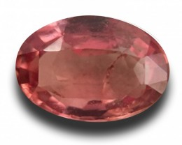 1.08 CTS | Natural Padparadscha | Loose Gemstone | Sri Lanka Ceylon - New