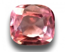 0.66 CTS | Natural Padparadscha | Loose Gemstone | Sri Lanka Ceylon - New