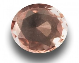 0.98 CTS|Natural Padparadscha|Loose Gemstone|Certified|Ceylon - NEW