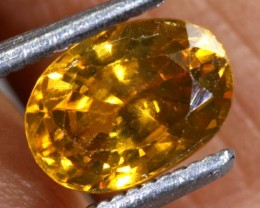 2.39CTS ORANGY SPHENE FACETED PG-2082