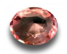 0.83 Carats|Natural Padparadscha|Loose Gemstone|Sri Lanka- New