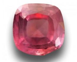 0.96 CTS | Natural Orange Pink padparadscha |Loose Gemstone|New| Sri Lanka