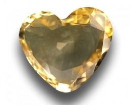 1.17 CTS | Natural Unheated Yellow sapphire |Loose Gemstone|New| Sri Lanka