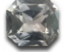 1.03 CTS | Natural White sapphire |Loose Gemstone|New| Sri Lanka