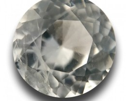 1.04 Carats | Natural White Sapphire| Certified | Sri Lanka - New