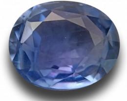 1.05 carats|Natural Unheated Blue Sapphire|Loose Gemstone|Sri Lanka - New