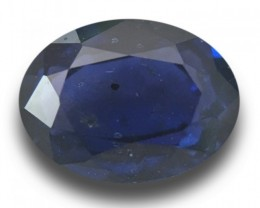 1.06 Carats | Natural Royal Blue Sapphire | Loose Gemstone | Sri Lanka Ceyl