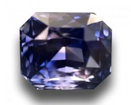 1.30 CTS| Natural Unheated Blue Sapphire |Loose Gemstone|New|Srilanka