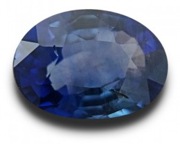1.06 CTS | Natural Blue Sapphire | Loose Gemstone | Sri Lanka Ceylon - New