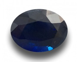 1.11 CTS | Natural Blue Sapphire | Loose Gemstone | Sri Lanka - New