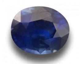 1.12 CTS   Natural Blue Sapphire   Loose Gemstone   Sri Lanka Ceylon - New