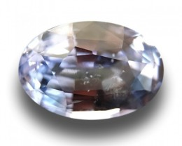 1.14 CTS   Natural Blue Sapphire   Loose Gemstone   Sri Lanka Ceylon - New