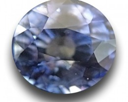 1.17 CTS | Natural Blue Sapphire | Loose Gemstone | Sri Lanka Ceylon - New