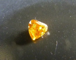0.11ct  Diamond , 100% Natural Untreated