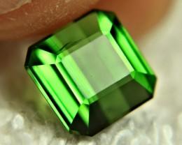 3.06 Carat VS/SI African Green Tourmaline - Superb