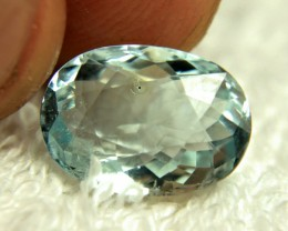 5.15 Carat Brazil SI Aquamarine - Beautiful