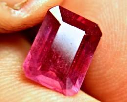 4.87 Carat Fiery Ruby - Gorgeous
